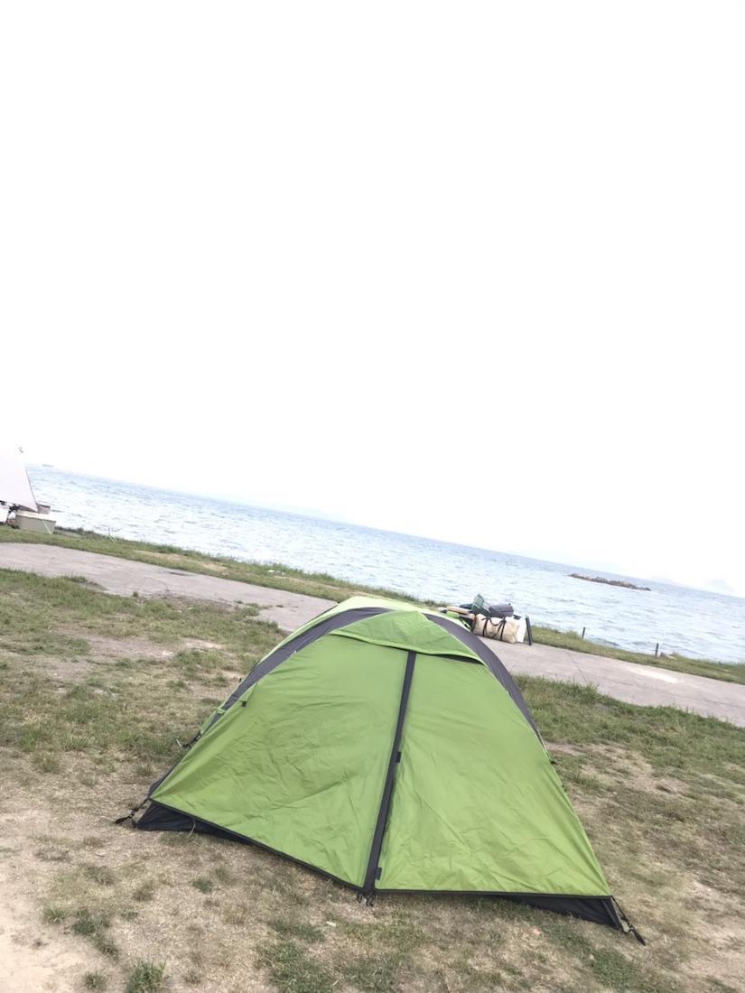 場 ビーチ 丸山 キャンプ サン 県民